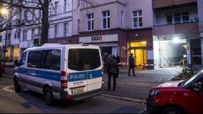 Zunahme von Revierkämpfen unter Kriminellen in Berlin