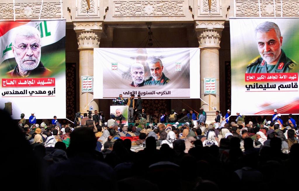Proteste ein Jahr nach Tod von Soleimani: Iran macht USA, Deutschland und andere Länder verantwortlich