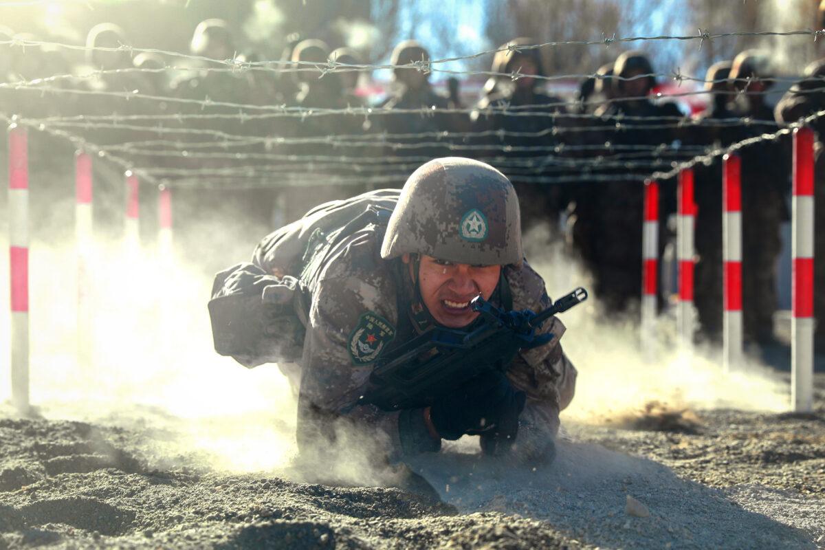 Das chinesische Regime und sein Problem beim Rekrutieren von Soldaten