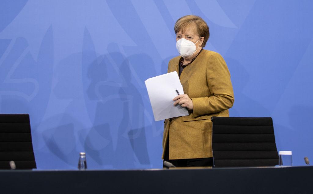 """Merkel verteidigt Verschärfung: """"Wir handeln aus Vorsorge für unser Land"""""""