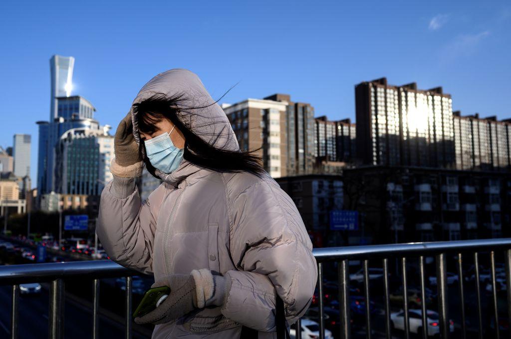 Peking zittert unter tiefsten Temperaturen seit fünf Jahrzehnten