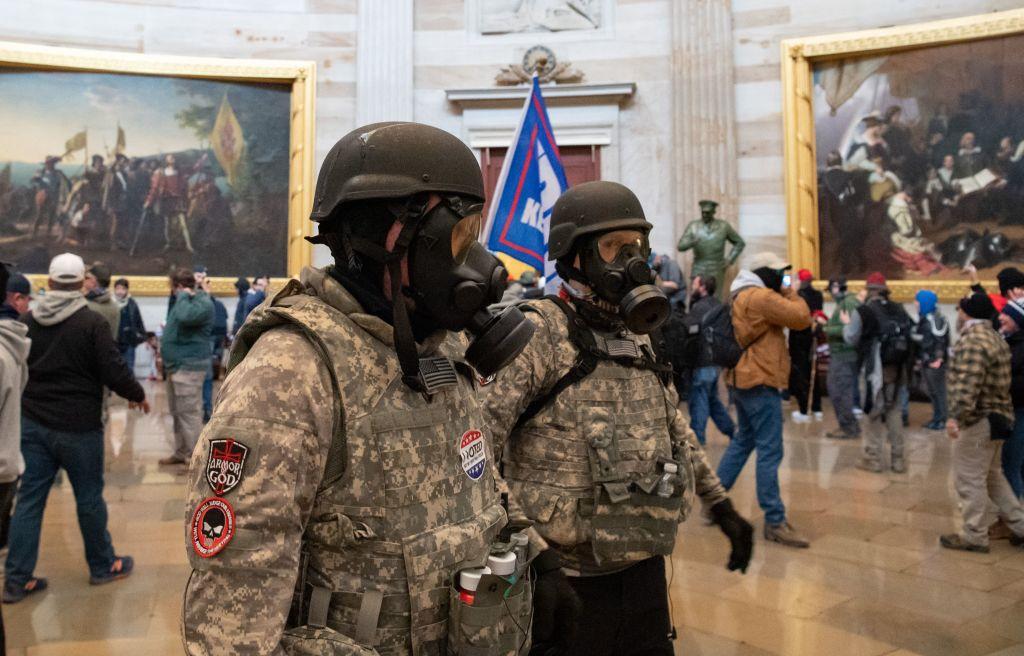 Beweise häufen sich, dass der Angriff auf das Kapitol vorgeplant war
