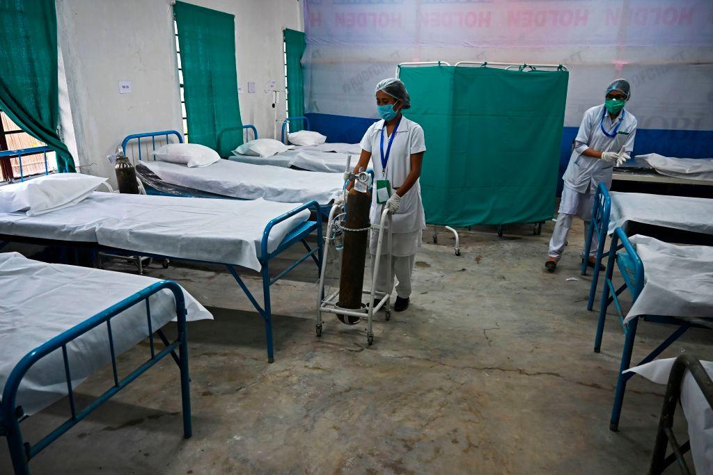 Corona-Impfstart in Indien