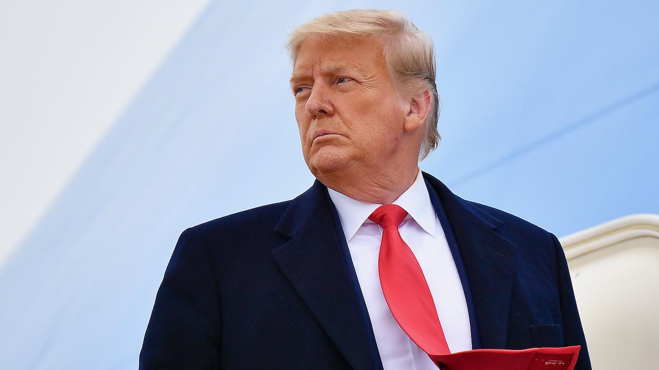 Weißes Haus veröffentlicht lange Liste der Errungenschaften von Präsident Trump