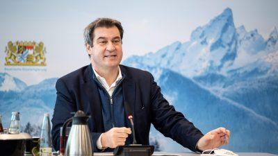 Vor CDU-Parteitag gilt Söder als Favorit auf Kanzlerkandidatur