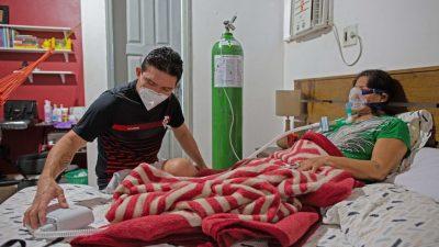 Neue Corona-Variante in Brasilien – China-Impfstoff nur zu 50 Prozent wirksam