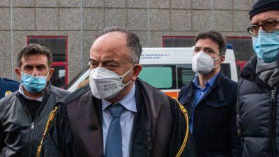Italienische Polizei zerschlägt Betrügerring der Mafia in Kalabrien – auch zwei Politiker festgenommen