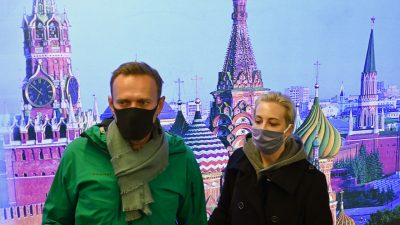 """Bundesregierung verurteilt Verhaftung Nawalnys – Nawalny: """"Gipfel der Rechtlosigkeit"""""""