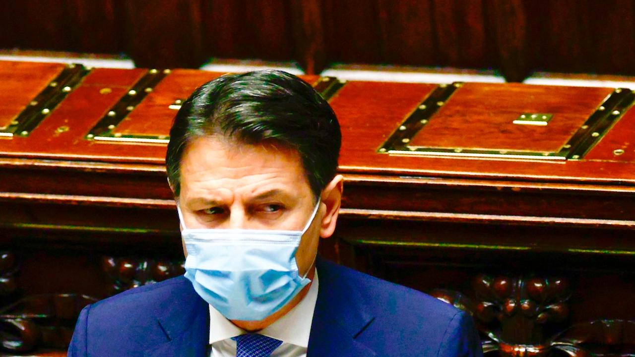 Italienischer Senat entscheidet über Zukunft der Regierung Contes