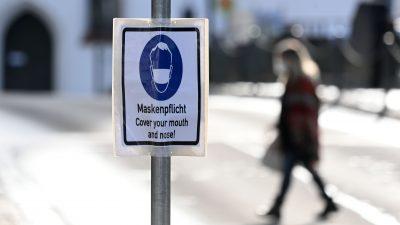 OVG Brandenburg: Masken-Befreite müssen Dritten nicht ihre Diagnose offenlegen