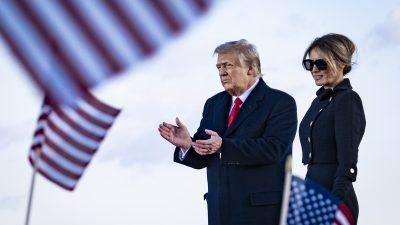 Rückblick: Trump hat seine Versprechen gegenüber dem Volk gehalten