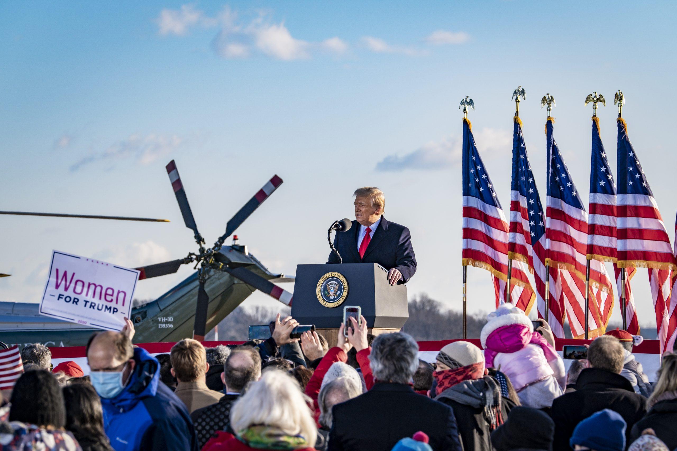 Trumps antikommunistisches Vermächtnis