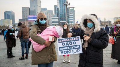 Mongolischer Regierungschef wegen Corona-Skandals zurückgetreten
