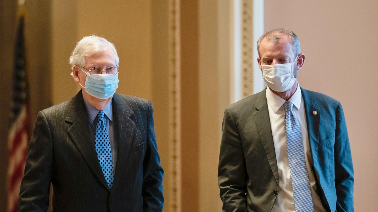 McConnell: Biden-Regierung hat am ersten Tag mehrere große Schritte in die falsche Richtung gemacht
