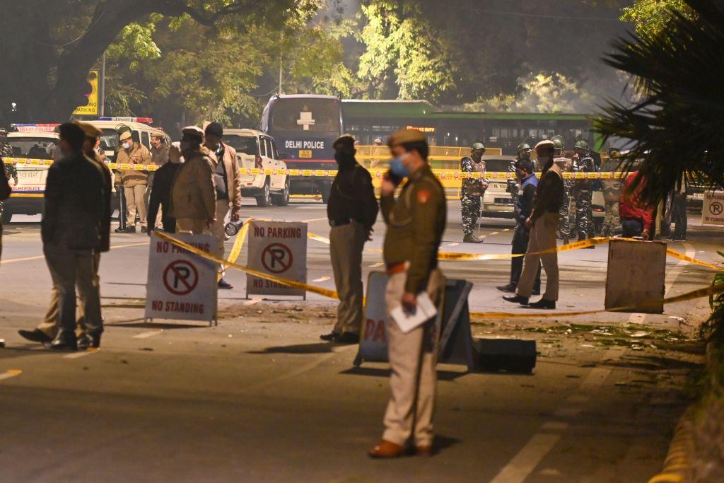 Explosion vor israelischer Botschaft in Neu Delhi