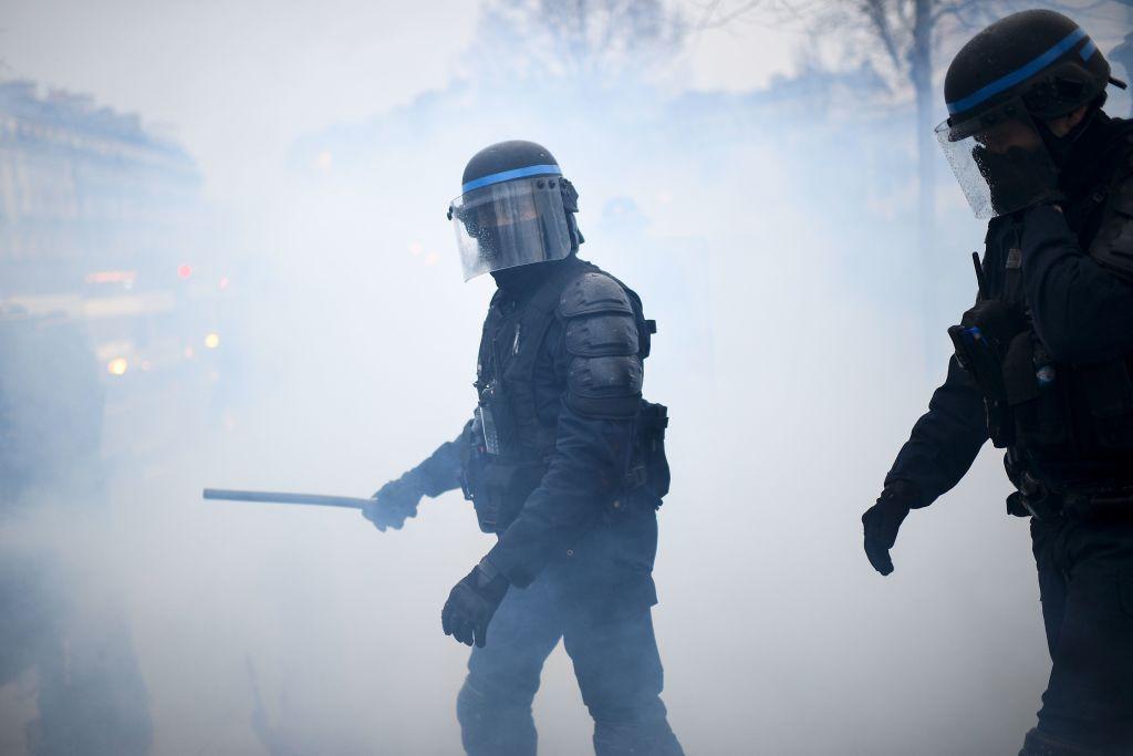 Frankreichs Polizei will weg vom Prügel-Image