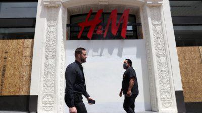 H&M will in Deutschland 800 Stellen streichen