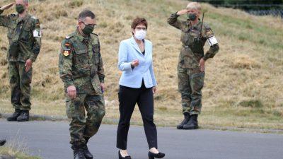 Bundeswehrverband verlangt Organisationsreform der deutschen Armeeführung