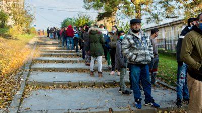 Slowakei startet diese Woche erneut Corona-Massentests