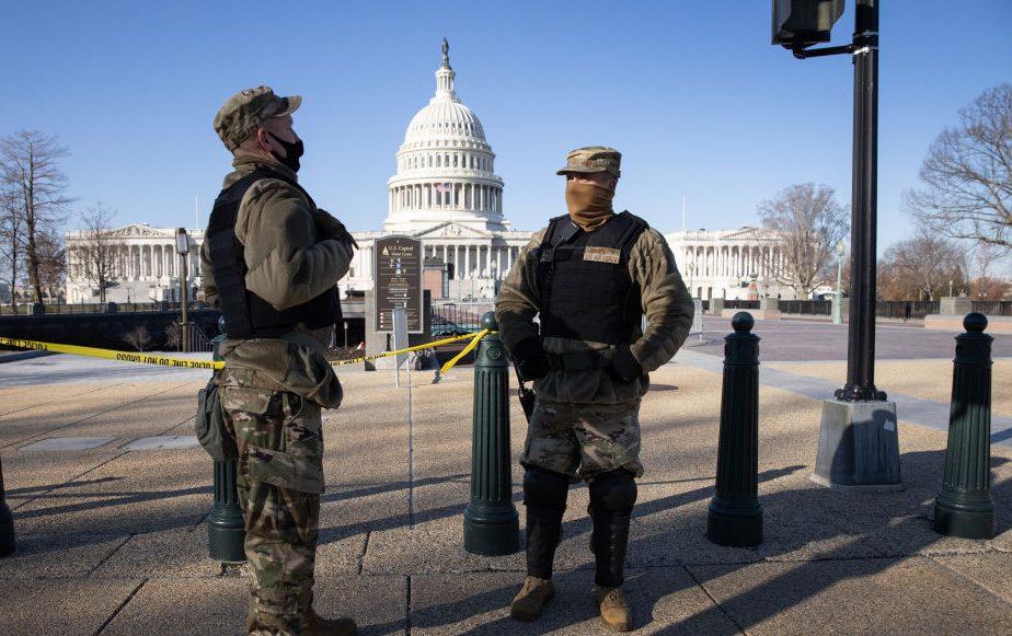 National Mall in Washington wird bis nach Amtseinführung von Biden gesperrt