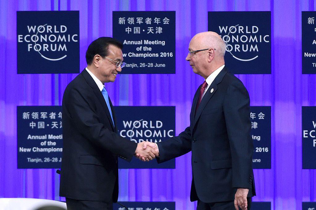 Familiäre Verflechtungen: Wie China und das Weltwirtschaftsforum zusammenarbeiten