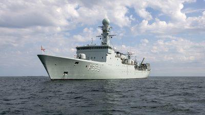 Signal gegen Chinas KP-Regime? Deutschland will Fregatte nach Japan entsenden