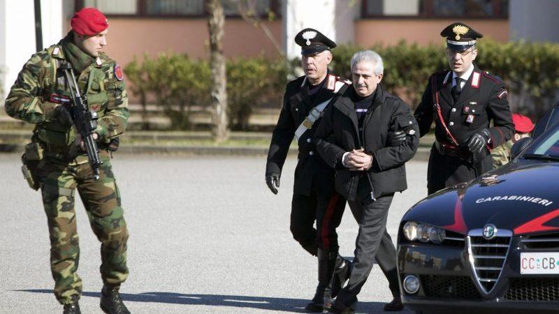 Italien: Größter Mafia-Prozess mit 355 Angeklagten beginnt