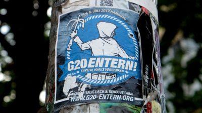 Hamburg: Prozess gegen G-20-Extremisten abgebrochen – wegen Corona