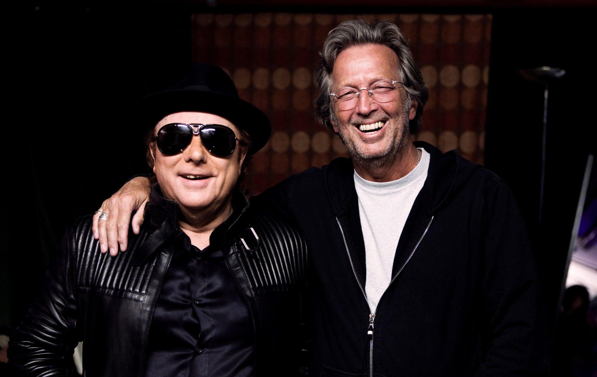 Eric Clapton und Van Morrison singen gegen Corona-Lockdown