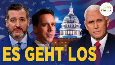Wahlanfechtung im US-Kongress – Welche Überraschungen sind möglich?