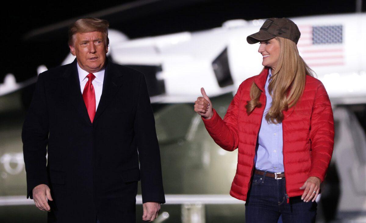 """Trump: """"Ich hoffe, dass sich unser großartiger Vizepräsident für uns einsetzt"""""""