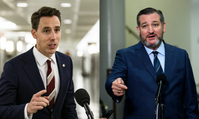 Senatoren Cruz und Hawley reagieren auf Bidens Nazi-Vergleich