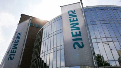 """Siemens-Chef kritisiert """"Kasino-Kapitalismus"""""""