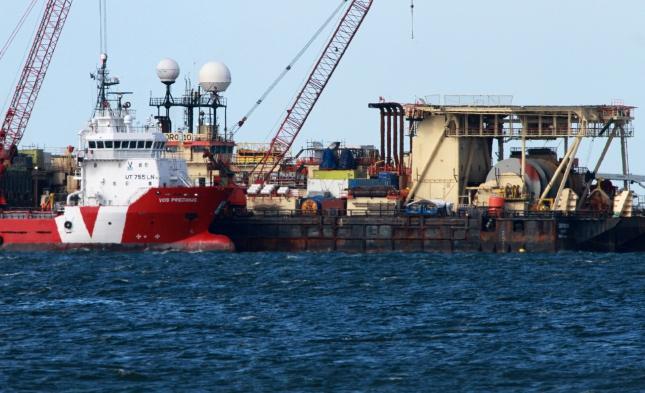 Schwesig: Rücknahme der Nord Stream-Sanktionen schnell verhandeln