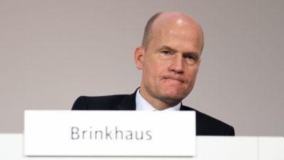 """Brinkhaus will Grundgesetzänderung zur Einrichtung von """"permanenten Bund-Länder-Krisenstab"""""""