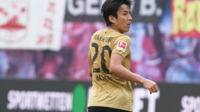 1. Bundesliga: Freiburg teilt Punkte mit Frankfurt