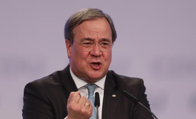 CDU-Vorsitz: Laschet setzte sich in Stichwahl gegen Merz durch
