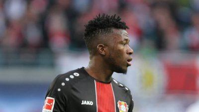 DFB-Pokal: Leverkusen nach Sieg gegen Frankfurt im Achtelfinale