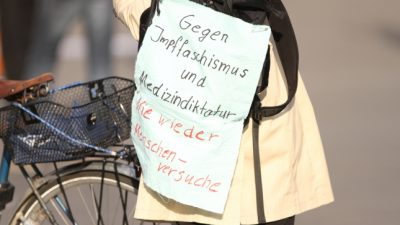 Institut der deutschen Wirtschaft für Sanktionen gegen Impfgegner