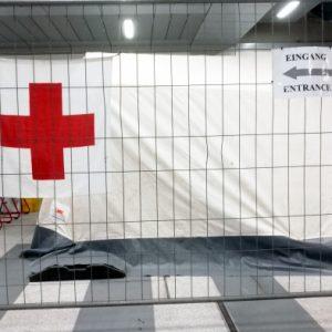 Sachsens erster Quarantäne-Knast entsteht in Dresdner Flüchtlingsheim