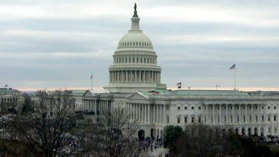 Feuer nahe US-Kapitol löst Alarm aus – Kongressgebäude abgeriegelt