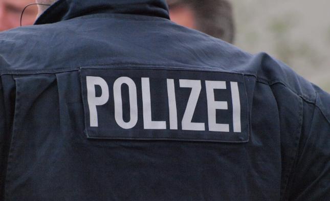 Polizist bedroht Bekannte und erschießt sich später selbst