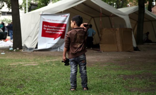 1.579 minderjährige Migranten werden bundesweit vermisst
