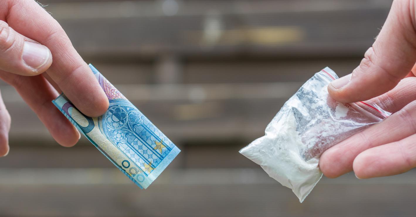 Schwarzwald: Drogenfahnder beschlagnahmen 70 Kilogramm Drogen und Waffen