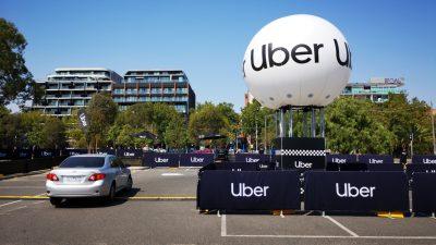 Ziel verfehlt: Uber und Lyft lassen Anzahl privater Pkw steigen