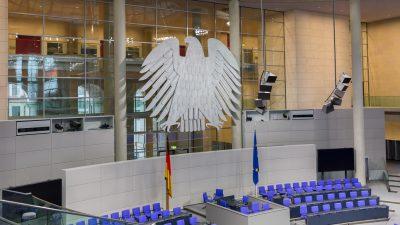Heute im Bundestag: Fragestunde und Corona-Maßnahmen