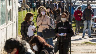 ILO: Corona hat weltweit 255 Millionen Vollzeit-Arbeitsplätze vernichtet