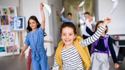 """""""Diese Werte sind gesundheitsgefährdend"""" – Neue Studie zu Gesichtsmasken für Kinder"""