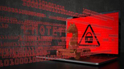 """BKA gelingt Schlag gegen Schadsoftware """"Emotet"""""""