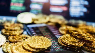 Bitcoin kostet erstmals mehr als 30.000 Dollar